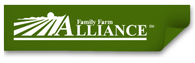 Family Farm Alliance logo