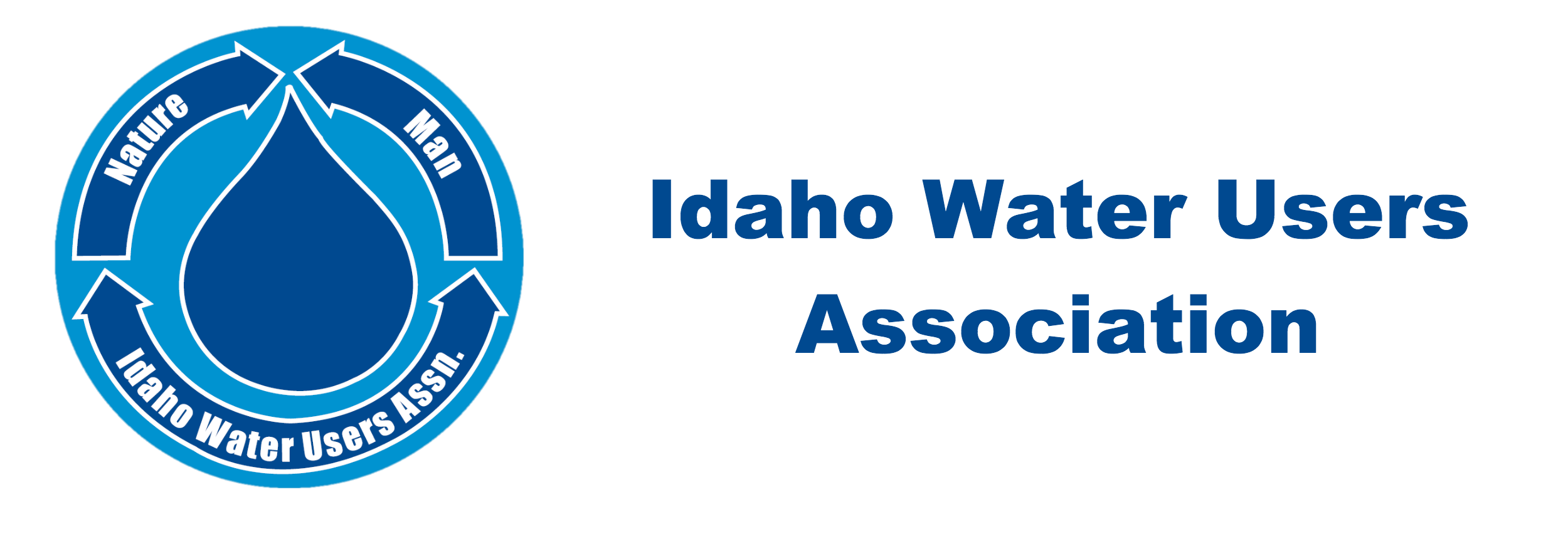 Idaho Water Users Association logo