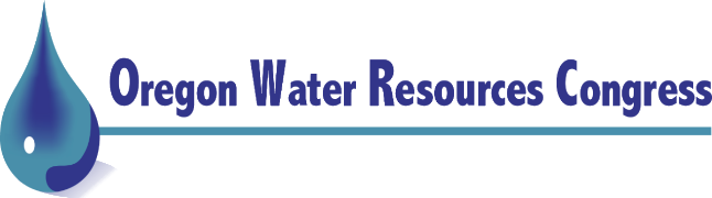Oregon Water Resources Congress logo