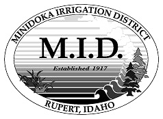 Minidoka Irrigation District logo