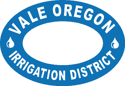 Vale Oregon Irrigartion District logo